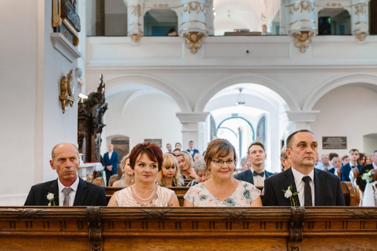portret rodziców w bazylice w Kodniu