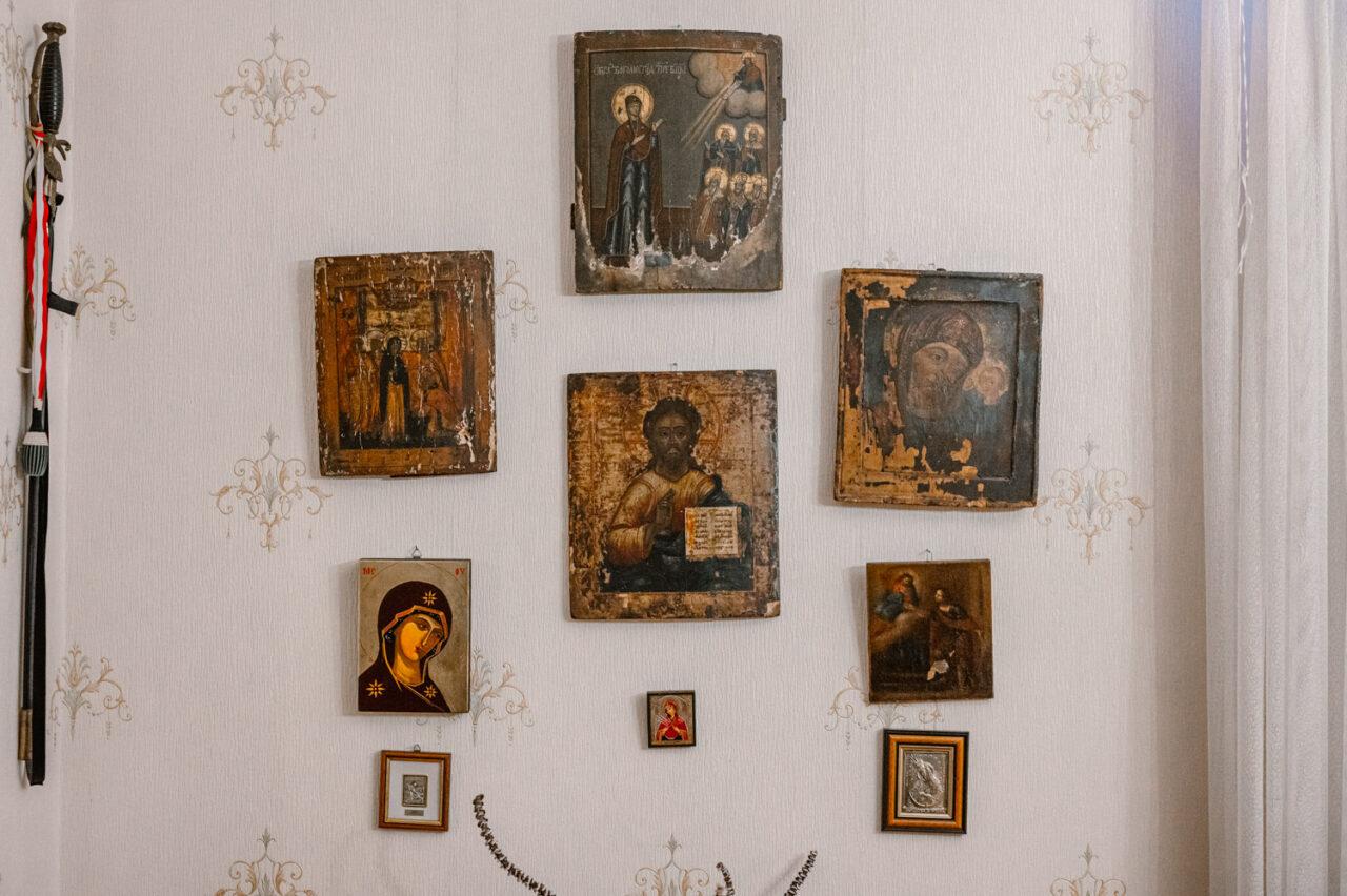 galeria ikon domowych