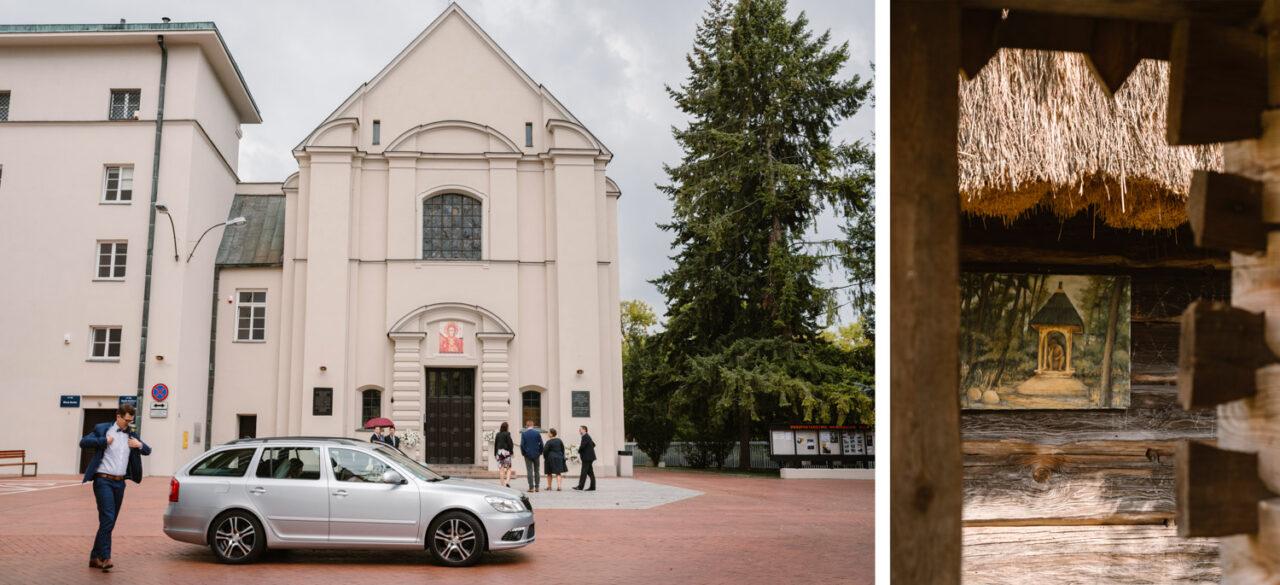 Rustykalne wesele i ślub w Lublinie