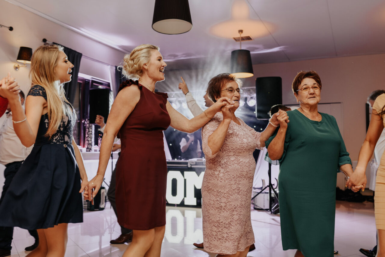 wesele w okolicy Lublina - zabawa