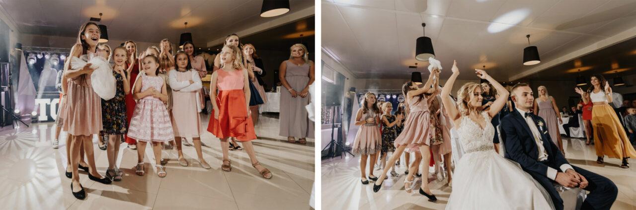 wesele w okolicy Lublina - zabawy gości