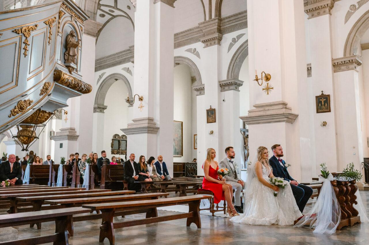 ślub w Zamościu
