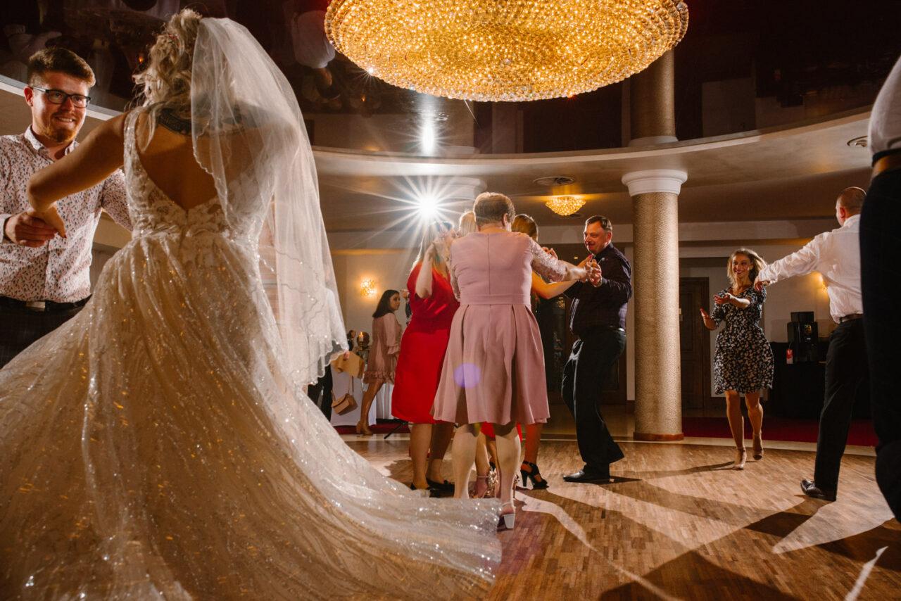 rodzinne wesele w Zamościu