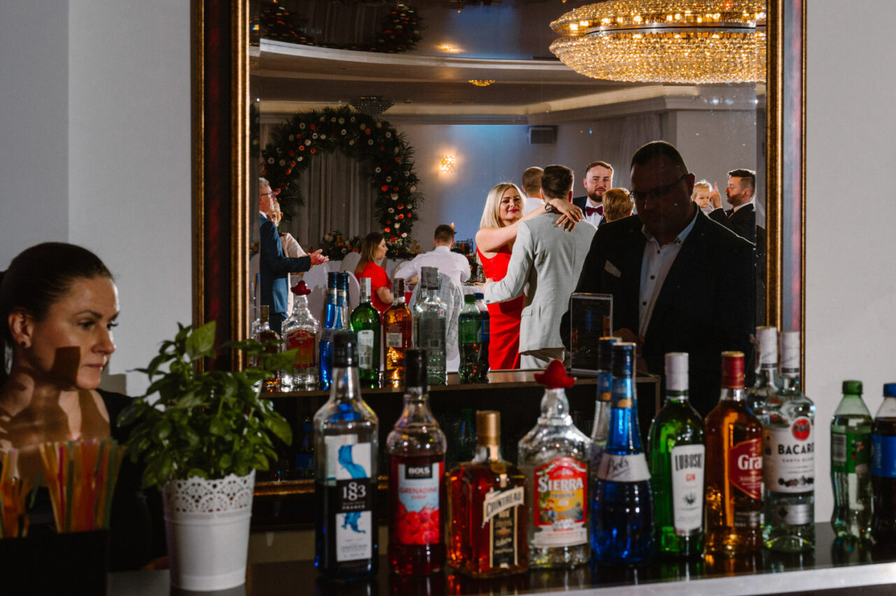 drinkbar i weselnicy