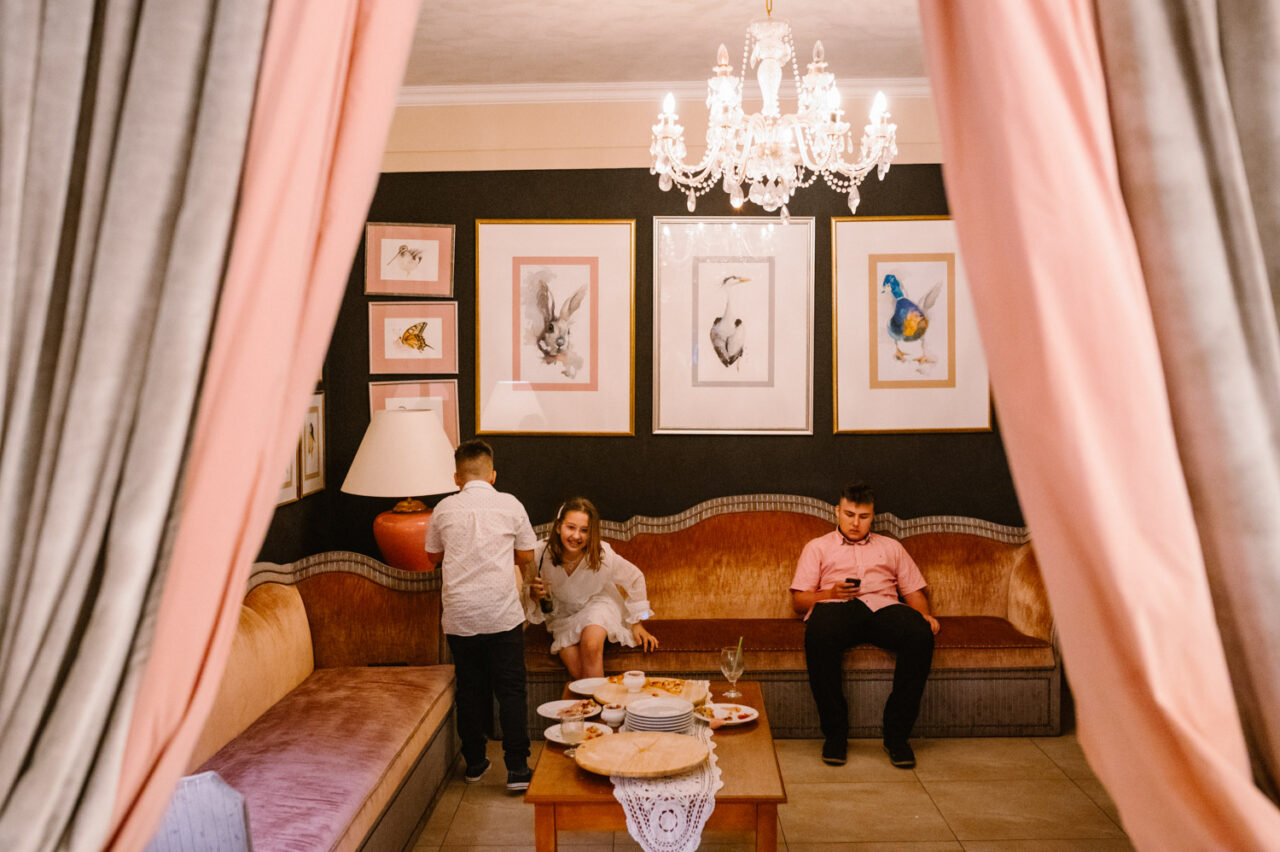 Hotel Drob w Urszulinie