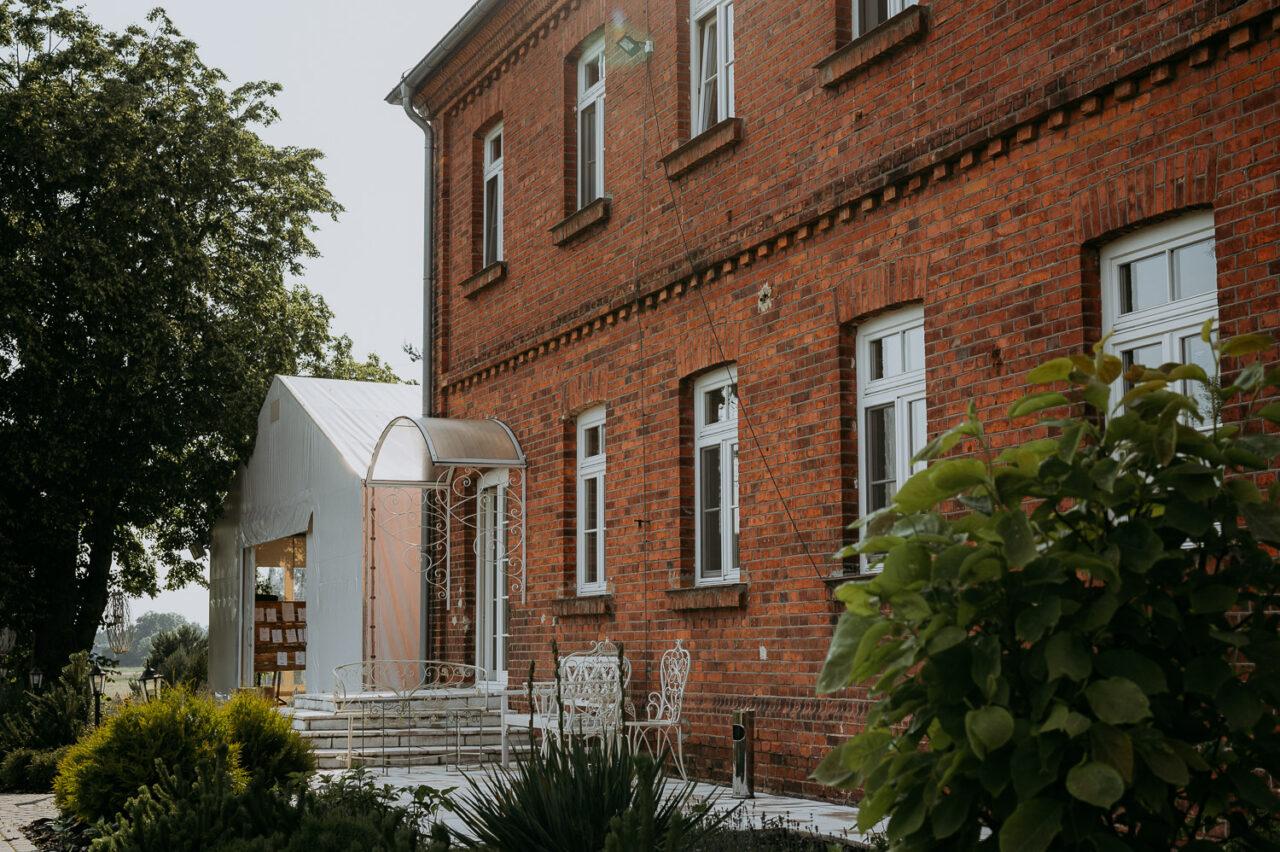 Villa Spełnione Marzenia w Suchawie