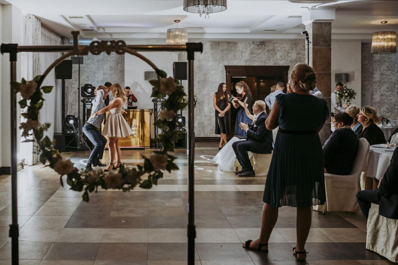 wesele w hotelu Kmicic