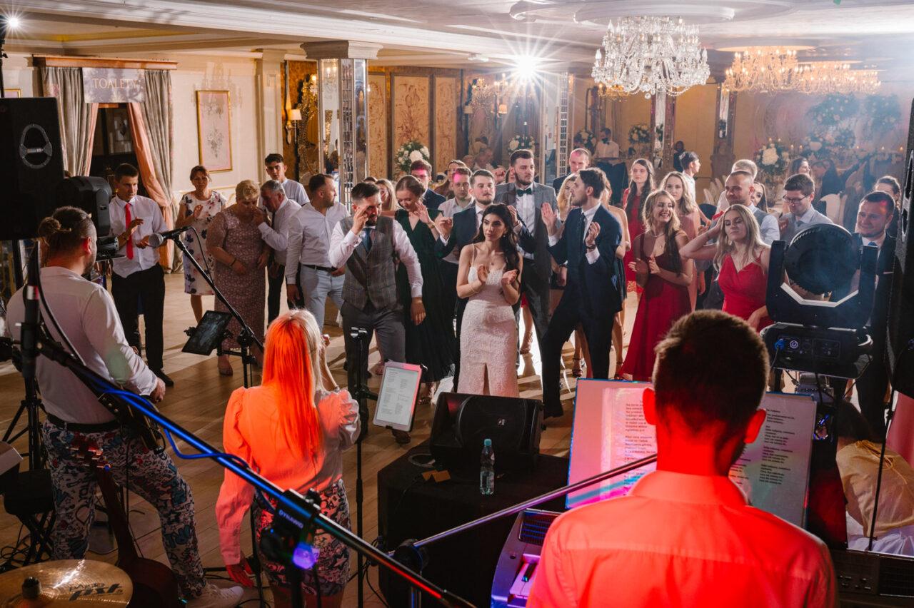 wesele w hotelu Drob