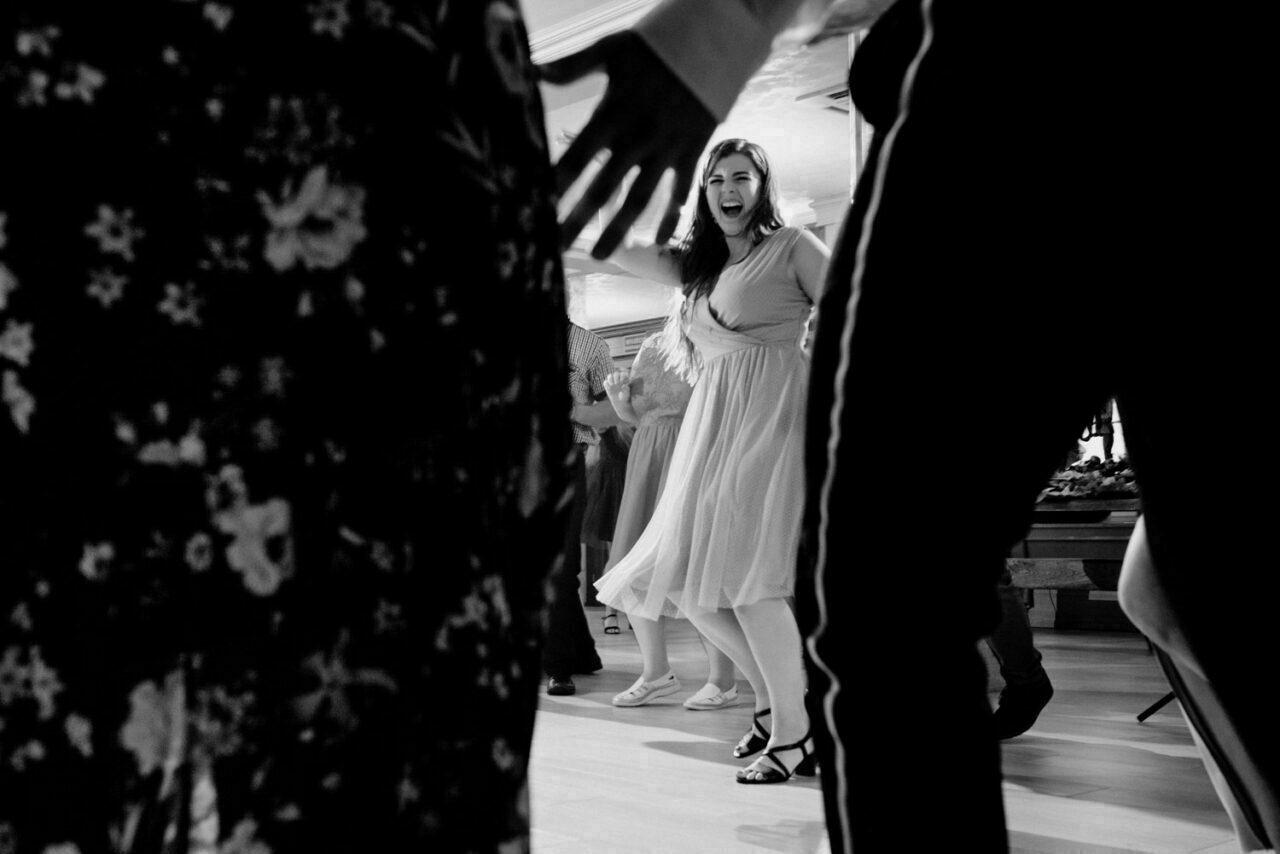 weselne tańce w hotelu Drob w Urszulinie