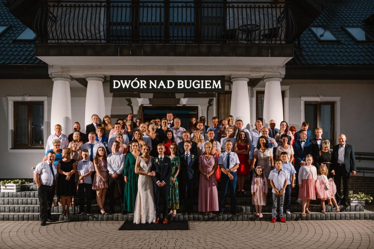 Dwór nad Bugiem - wesele i goście
