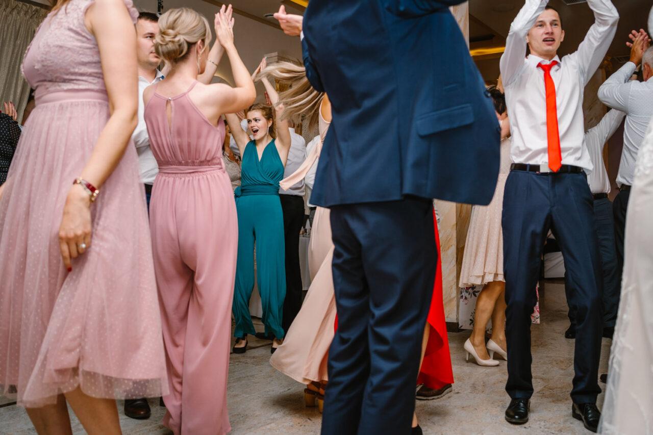 weselne tańce w Dworze nad Bugiem