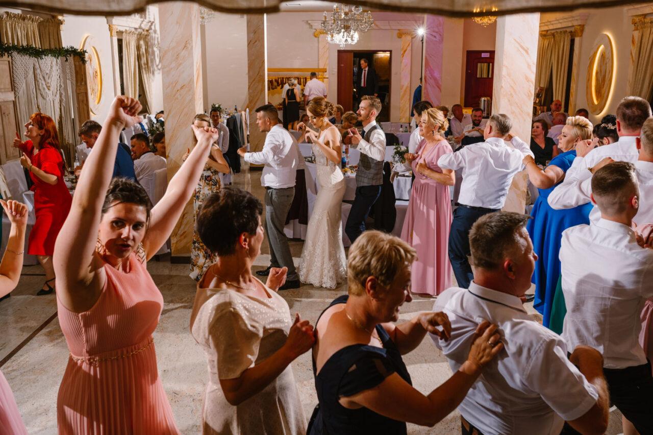 Dwór nad Bugiem wesele
