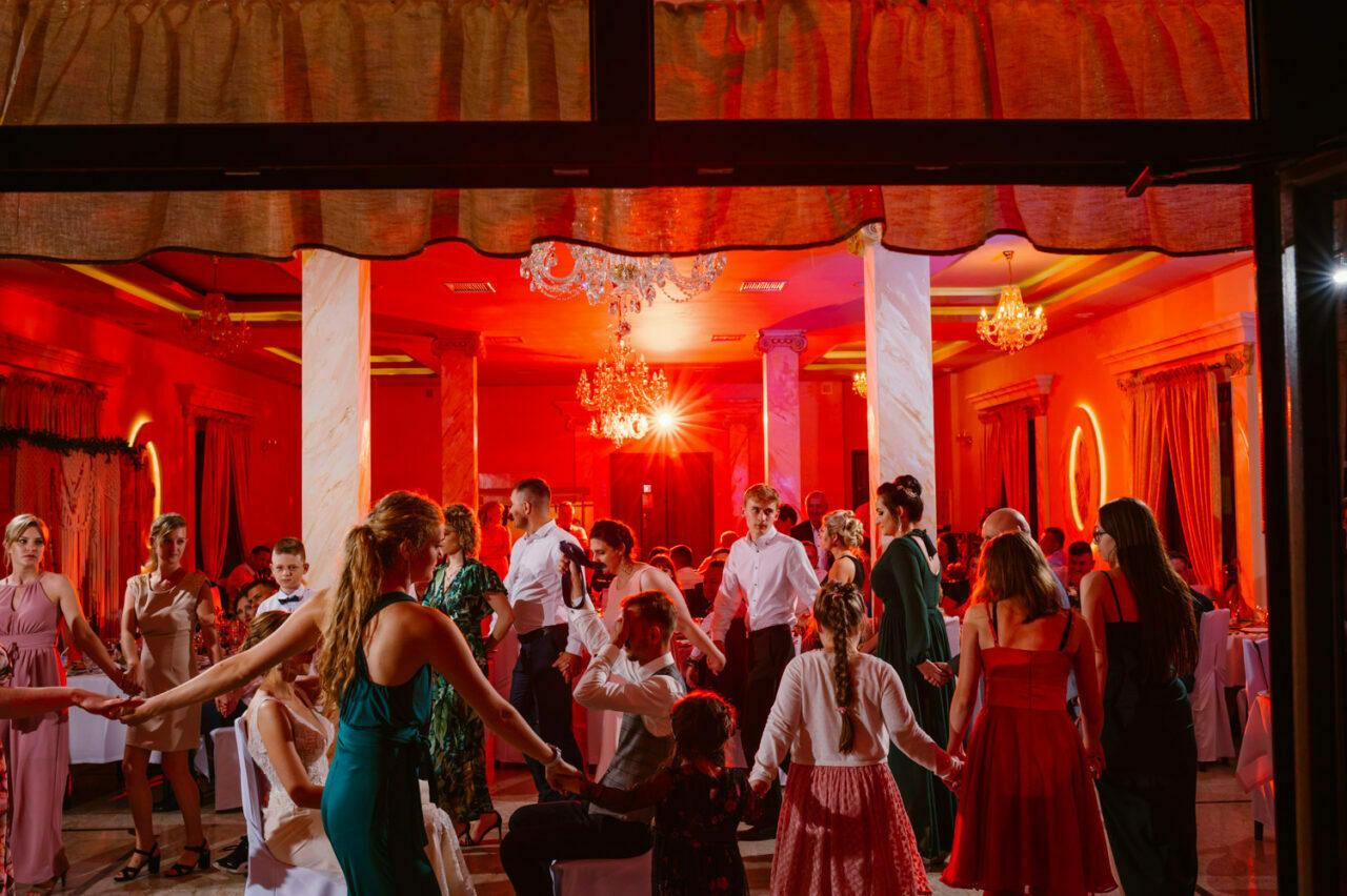 wesele w Dworze nad Bugiem